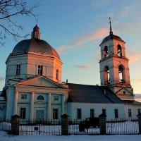 Церковь Иконы Божией Матери Знамение г .Тихвин. :: Сергей Кочнев