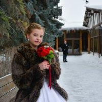 Зимняя свадьба :: АЛЕКСЕЙ ФОТО МАСТЕРСКАЯ