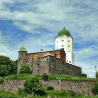 Замок в Выборге :: Наталия П