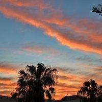 Рассветное небо :: Natali Positive