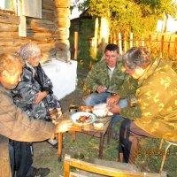 Ужин на закате :: Светлана Рябова-Шатунова