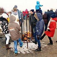 Зима, ноги подмерзают. :: Liudmila LLF