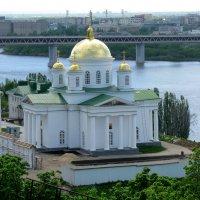 Церковь в честь святителя Алексия :: Марина Таврова
