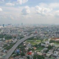 Панорама Бангкока :: ИРЭН@ .