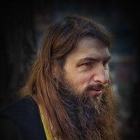 Священник. :: Павел Петрович Тодоров