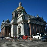 Исакиевсий Собор. г. Санкт-Петербург :: Николай Емелин