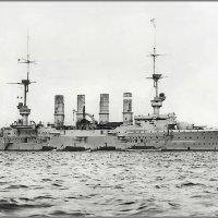 "German armoured cruiser SMS ""Scharnhorst"". :: Александр"