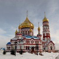 Храм Рождества Христова :: Нина северянка