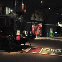 Музей железнодорожной техники в Санкт-Петербурге :: tipchik