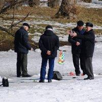 Вчера, воооот такую поймал. :: Виктор Никитенко