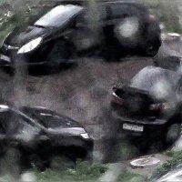 Дождь, мягко говоря! :: Григорий Кучушев
