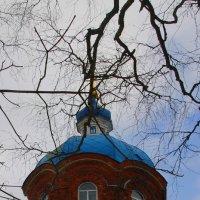 Чтоб в каждый дом сошёл с небес спасенья свет! Христос Воскрес! :: Tatiana Markova