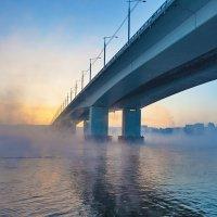 Мост, уходящий в неизведанное... :: Анатолий Иргл