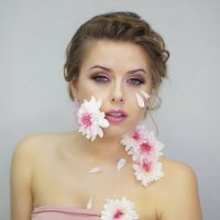Цветочный арт :: Настя Вишневская