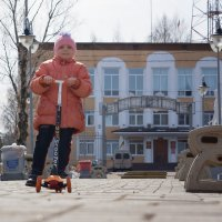 Весна пришла )) :: Алексей le6681 Соколов