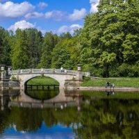 Висконтиев мост в Павловске :: Елена Кириллова