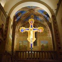 Италия. Флоренция. Церковь Оньиссанти . :: Galina Leskova
