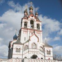 Церковь в Долгопрудном :: Филипп Махов