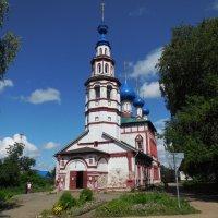 Корсунская церковь в Угличе :: Надежда