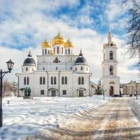 Успенский собор Кремля :: Юлия Батурина