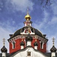 Борисоглебский хпам в Куртниково. Страстная суббота :: Alexandr Zykov