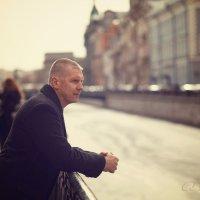 Прогулка по городу :: Анна Кокарева