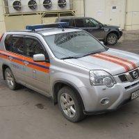 Машина службы МЧС :: Дмитрий Никитин