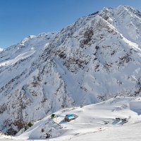 Домик в горах :: Ирина Шарапова