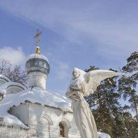 Ангел молитвы :: Natalia