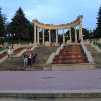 Кисловодск.Каскадная лестница :: Фиклеев Александр