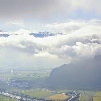 Альпийская деревня :: IURII