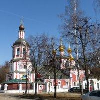 Храм Рождества Христова в Измайлово :: Татьяна Лобанова