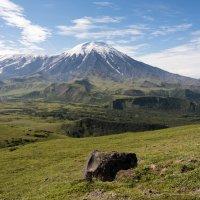 Вулкан Острый Толбачик. :: Валерий Давыдов