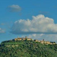 Городок под облаками :: Olcen Len