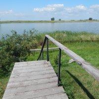 Озеро :: Нина