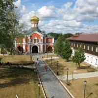 Валдайский Иверский мужской монастырь. :: Татьяна Гусева