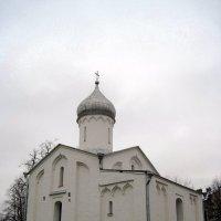 Церковь Прокопия. 1529 г. Ярославово Дворище и Торг. :: Ирина ***