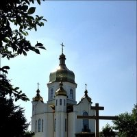 Церковь Святого Николая :: Нина Корешкова