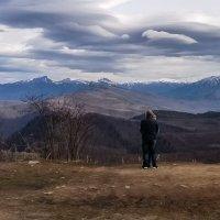 Смотреть в одну сторону... :: Юлия Бабитко