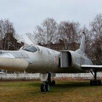 Ту-22М Сверхзвуковой дальний бомбардировщик :: san05   Александр Савицкий