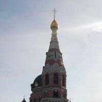 Храм Воскресения Христова у Варшавского вокзала :: Елена Павлова (Смолова)