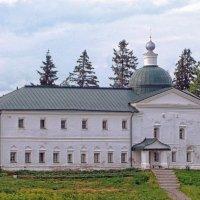 Церковь св. Иакова Боровичского :: Галина Каюмова