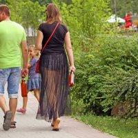 В нашем парке выходной. :: barsuk lesnoi