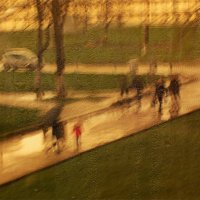 Весенний дождь. :: Вера Катан