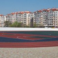 Новый стадион :: Валерий Дворников