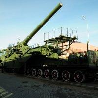 Но наш артиллерийской поезд всегда на запасном пути..) :: tipchik