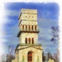 Только ореол древности придает  прелесть всему в наших глазах. :: Tatiana Markova