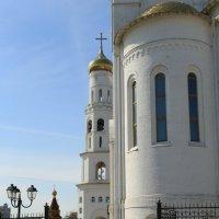 Брянский кафедральный собор и колокольня «Пересвет» :: ninell nikitina