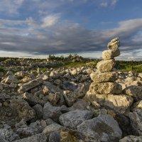 каменный пейзаж :: Игорь Козырин