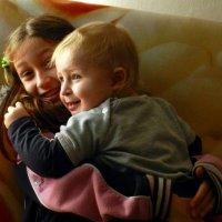 Тетка с племяником :: Аркадий Басович